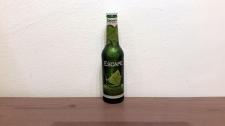 Cerveza Escape con sabor a lima