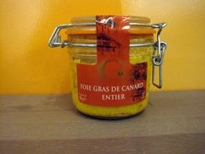 Foie Grass de Pato entero 180gr