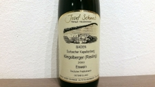 Eiswein Riesling