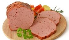 Pastel de Carne (Leberkäse o Fleischkäse)