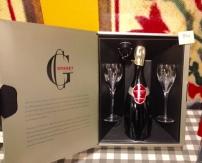 Cofre Champagne Gosset