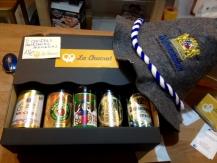 Lote de 5 cervezas alemanas artesanas