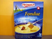 Fondue Original de queso suizo