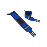 Muñequeras Velcro - Azul-Negro XOOMPROJECT