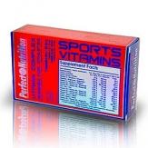 Sports Vitamins 60 caps Perfect Nutrition