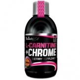 L-Carnitine + Chrome Biotech Usa 500 Ml