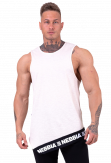 Camiseta Tirantes BE REBEL! Beige Nebbia 141