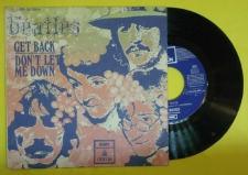 SINGLE The Beatles