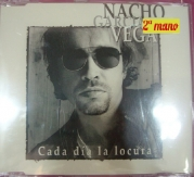 CDsingle Nacho Garcia Vega