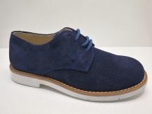 Zapato Blucher Serraje Picado