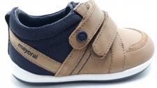 Zapato MAYORAL dos velcros  arena