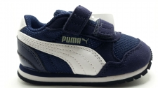Deportiva PUMA retro azul -blanco