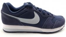 deportiva NIKE retro runner azul