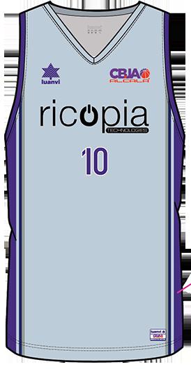 Camiseta Equipación Gris 2021