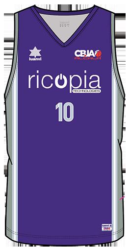 Camiseta Equipación Morada 2021