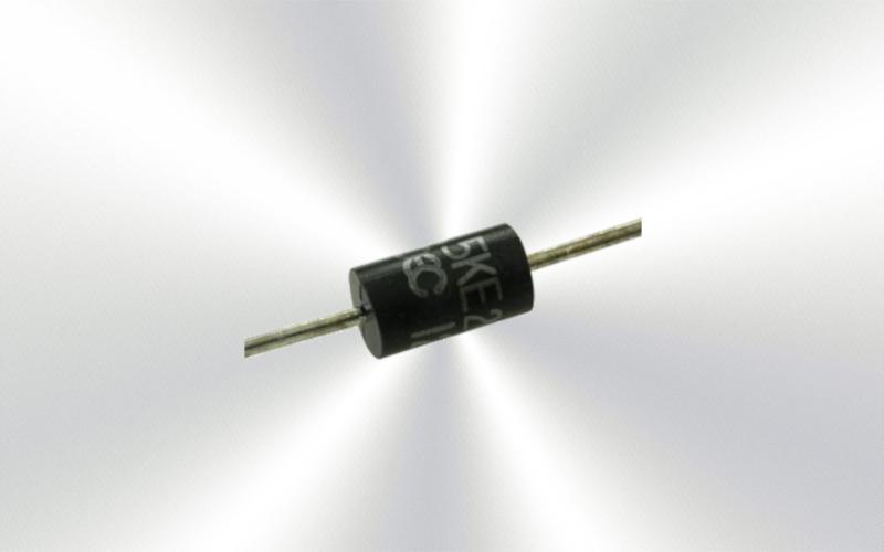 1.5KE220CA -Diodo supresor de transistores (TVS) 1.5KE Series, Bidireccional, 185 V, 328 V DO-201, 2 Pines -7000-0015-