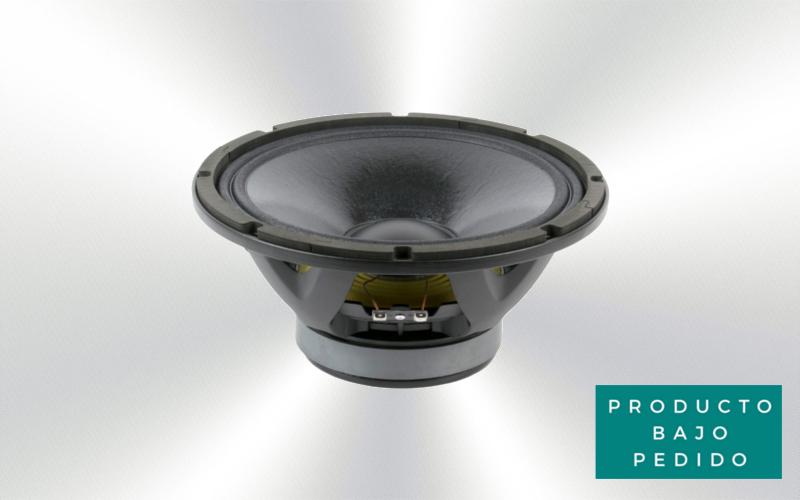10WR300 - Altavoz 10'' 300W Beyma 95dB 50-5000Hz 48Hz -5016-0020-