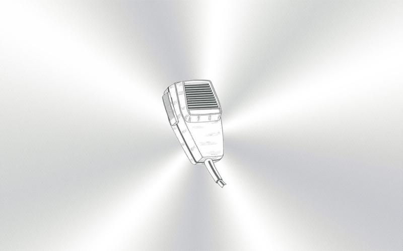2283 Micrófono de  mano comunicación Fonestar -0100-0000-