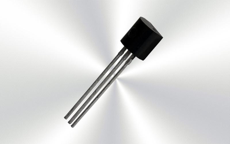 2N3819 -Transistor N-FET 25V 50mA TO-92 -6975-0015-