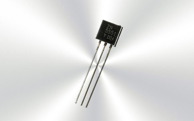 2N551 -Transistor NPN, 5W, 60V, 0.2A, TO5 -6975-0015-