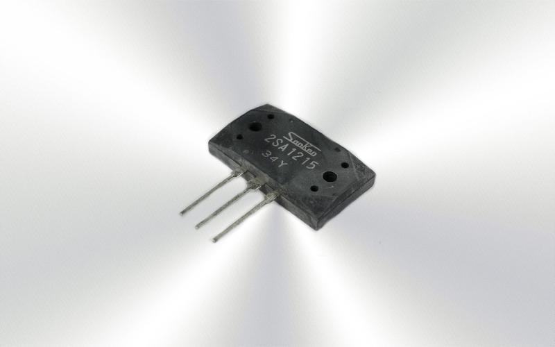 2SA1215 -Transistor PNP, 150W, 160V, 5V, 15A -6975-0015-