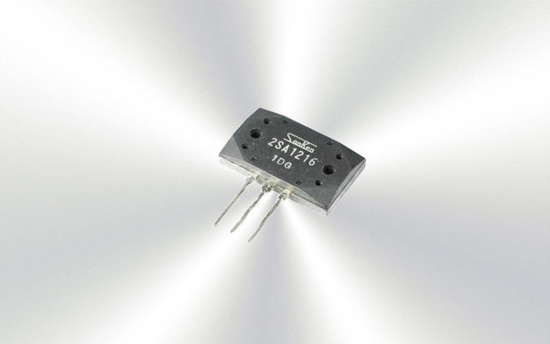 2SA1216 -Transistor bipolar PNP, 180V, 17A, 200W, MT200 -6975-0015-
