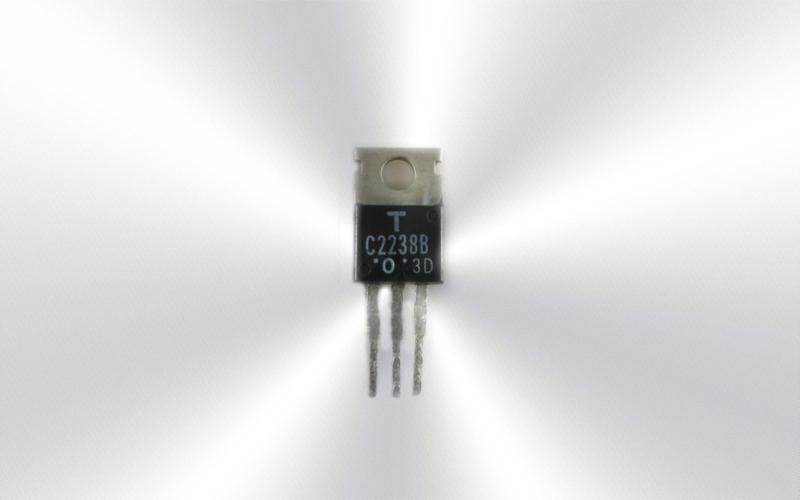 2SC2238B -Transistor epitaxial de silicio NPN -7000-0015-
