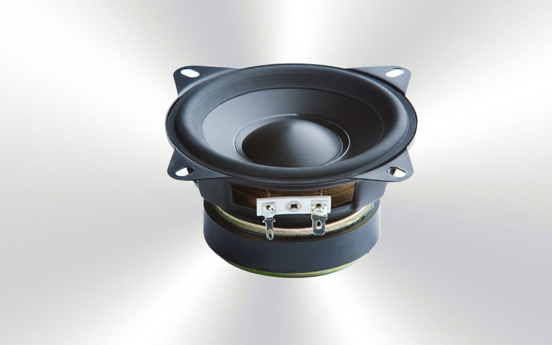 4G - Altavoz 4'' de graves‐medios, bobina 1´´iman de ferrita 50w aes 8 ohm -3457-0015-