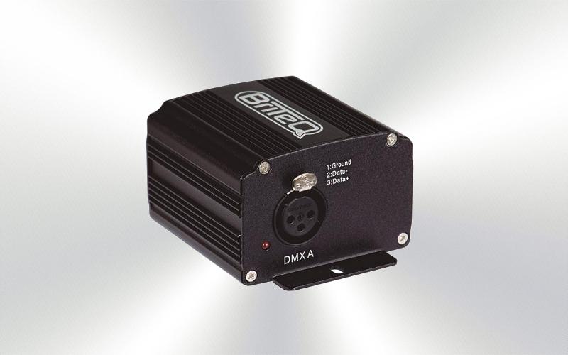 Interface 1024 canales dmx briteq -0010-0000-