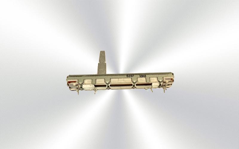 Potenciómetro deslizante 624F 10KB -100-0025-