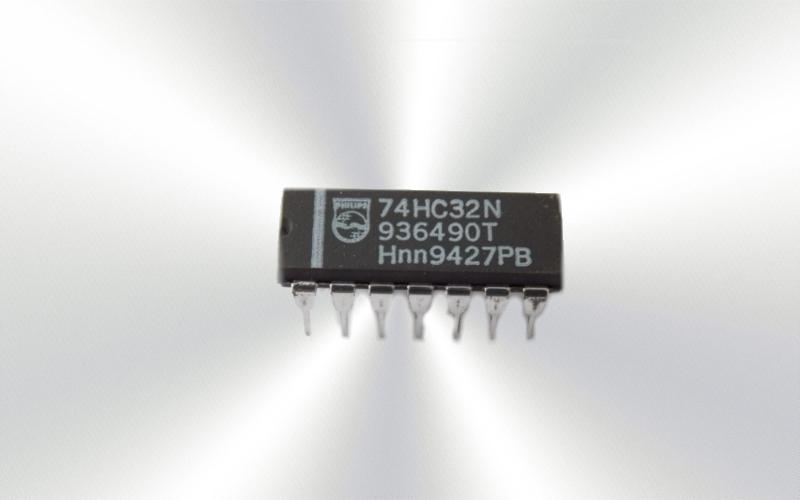74HC32N -Puerta OR, Familia HC, 2 entradas, 5.2 mA, 2V a 6V, DIP-14 -7015-0015-