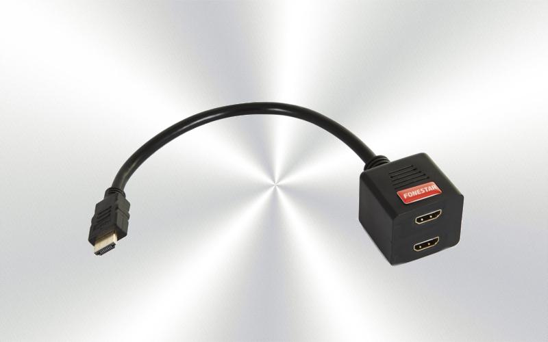 7900 -Distribuidor Fonestar de HDMI de una a dos señales -4000-0020-