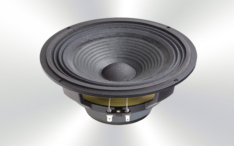 8B - Altavoz 8'' de medios, bobina 1.5'' imán de ferrita, 100 W AES, 8 ohm -2604-0011-