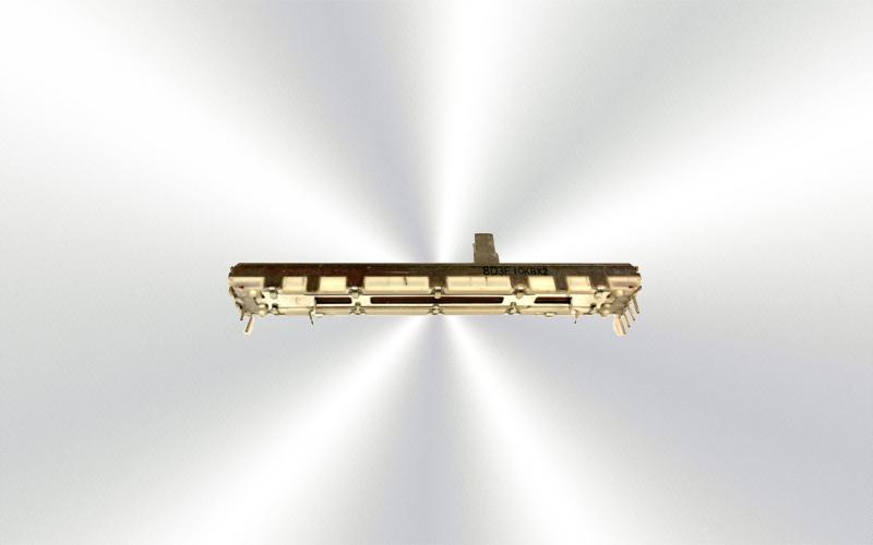 Potenciómetro deslizante 8D3F 10KBX2 -100-025-