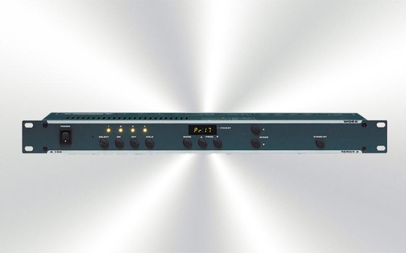 A104 -Programador luces Work -2397-0010-