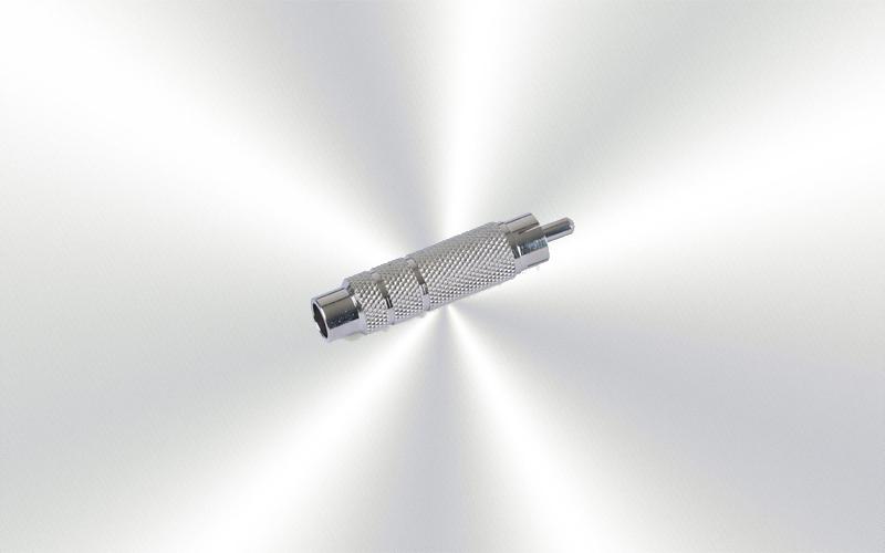 AA-408 -Adaptador Fonestar jack hembra a RCA macho  -0020-0000-