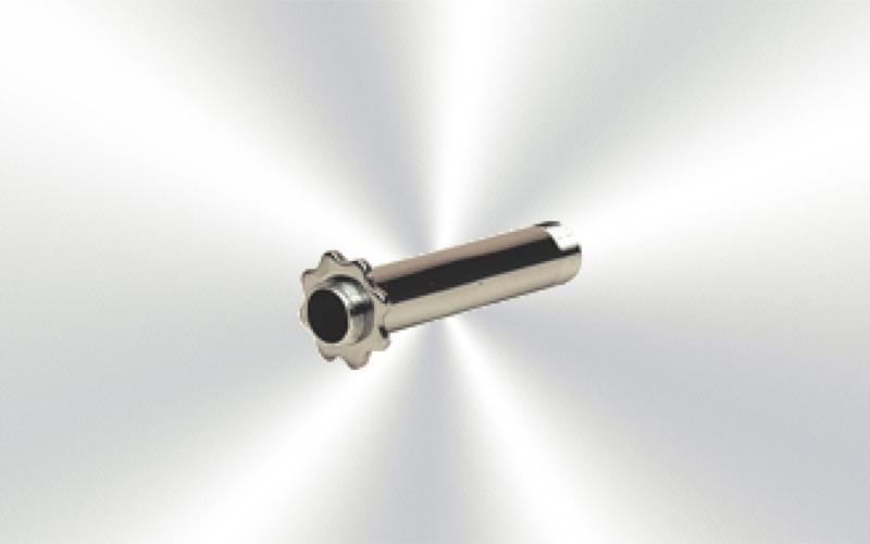 AD-7 -Tubo adaptador Fonestar doble rosca para base sobremesa -5021-0025-