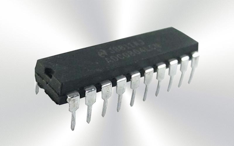 ADC0804LCN -Convertidor analógico-digital -7023-0015-