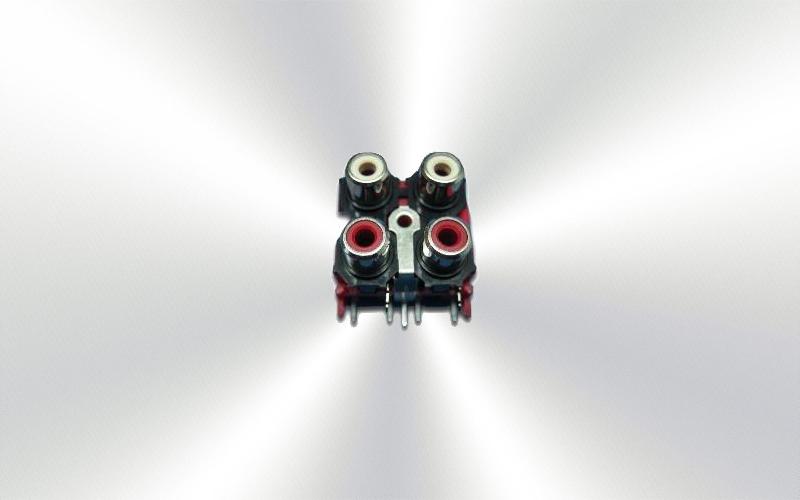AKB7015  (57) -Conector RCA para mesa Pioneer Dj para DJM-500-600-3000 -4746-0027-
