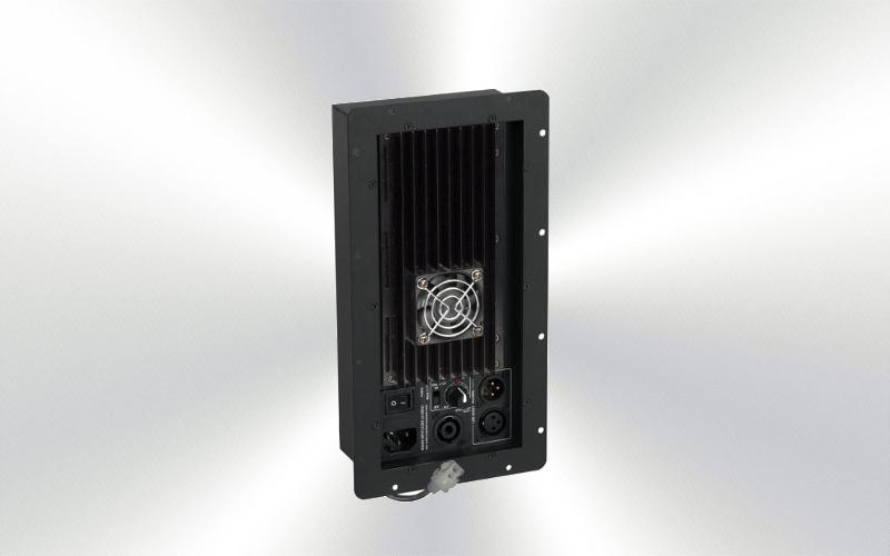 AVM-1 -Etapa 300W x1  a 8 y 500W x 1  a 4 JBSystems -0025-0010-