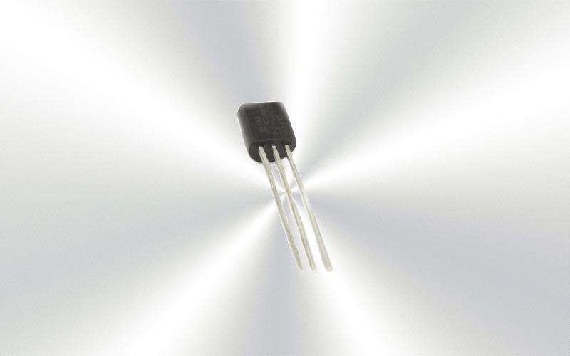 BC-307B -Transistor bipolar PNP BJT 50V 800mA -6370-0015-