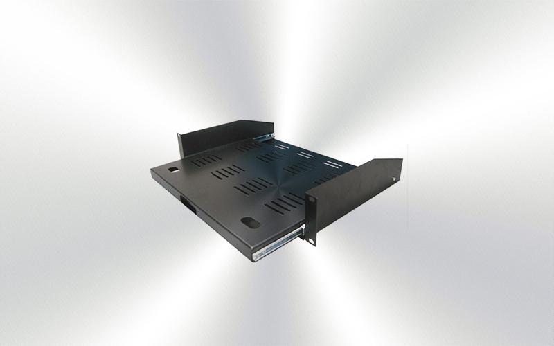 Bandeja extraible rack 2U con fijación frontal -0020-0010-