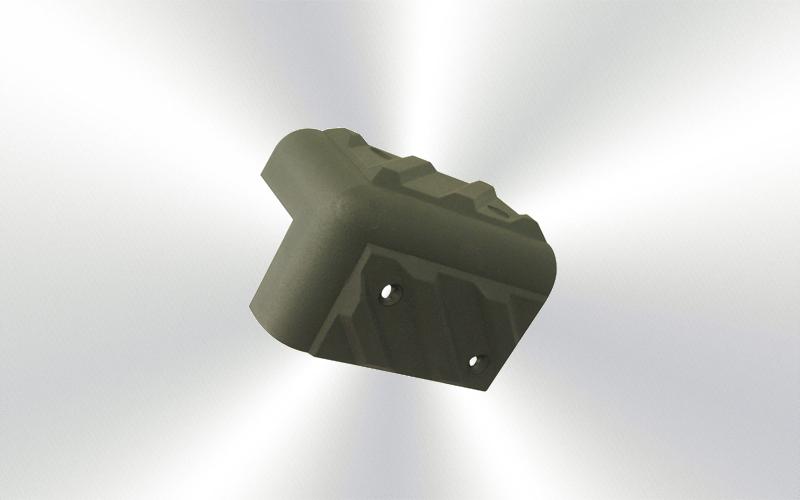 C 121 -Esquinera Work plástico pequeña -0035-0015-