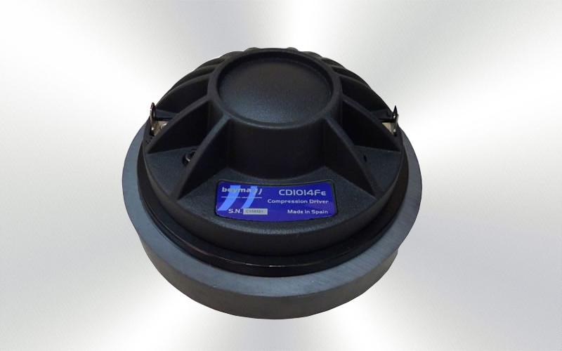 CD1014FE - MOTOR  BEYMA  1.4'' 70W 109dB 0.7-19khz -4285-1426-