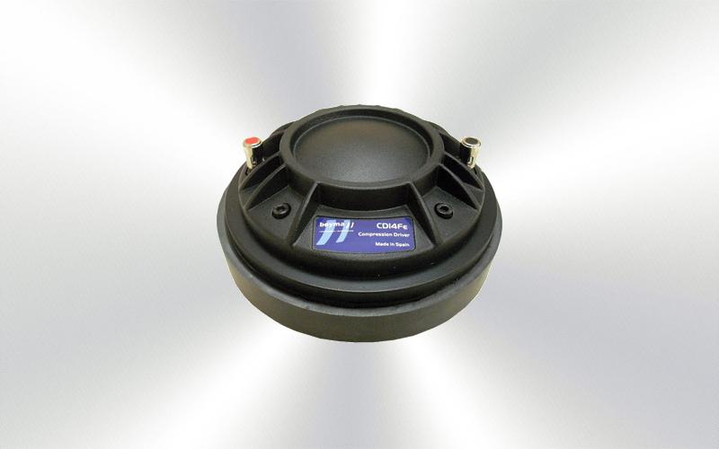 CD14FE - MOTOR 1.4'' 80W 107dB 5-16KHz BEYMA -4285-0015-