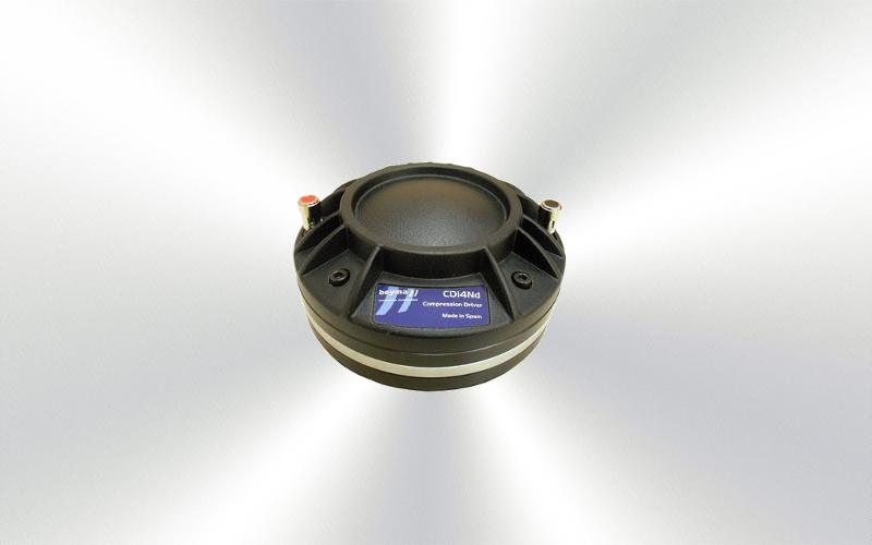 CD14ND - Motor 1,4'' 60w 108dB 600-17000Hz -4286-0015-