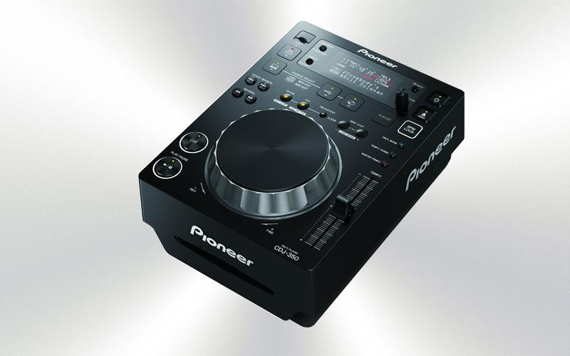 CDJ-350 -CD Pioneer DJ -2335-0010-