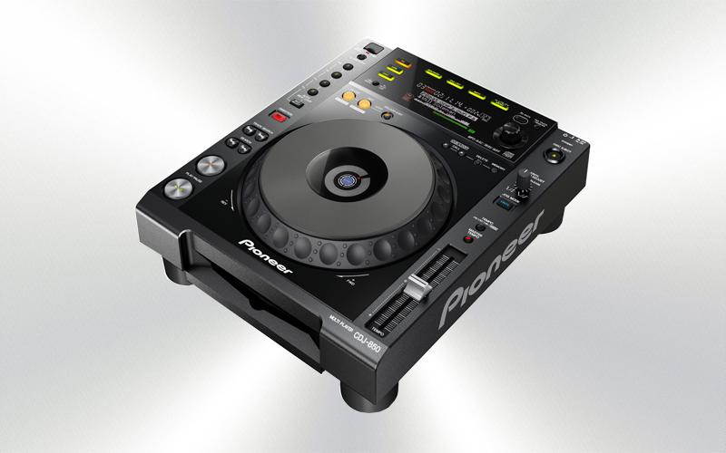 CDJ-850K -CD Pioneer DJ -2335-0010-