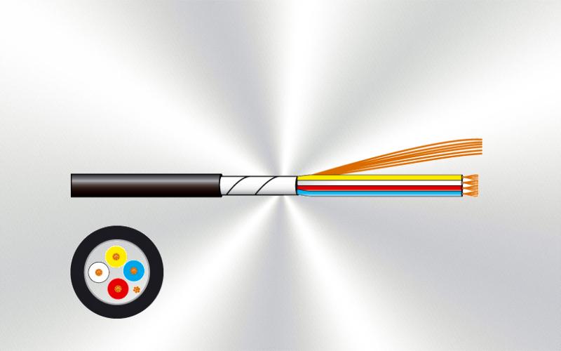 Cable S-Video 4 con.+blin -0010-0000-