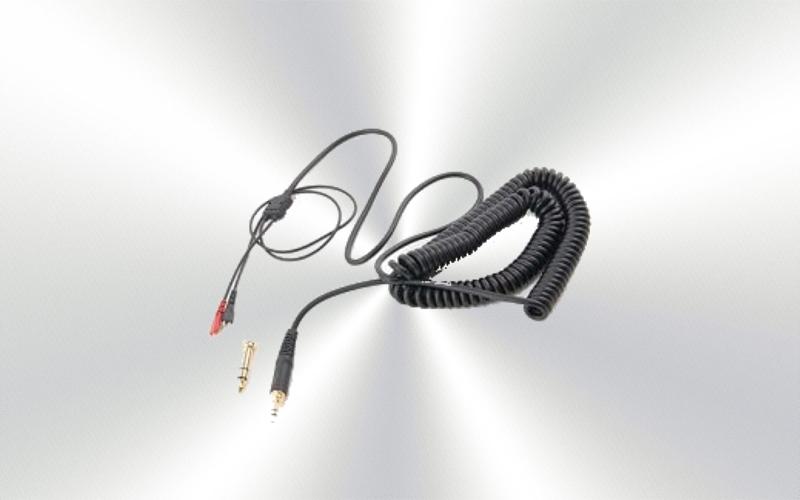 Cable auricular espiral HD25 -4000-0015-